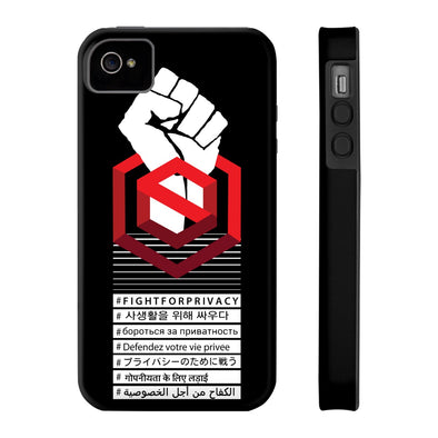 Fight for Privacy Phone Case - All Iphones