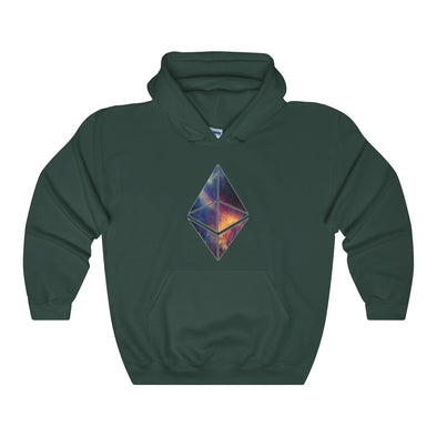 ETH Galaxy Premium Hooded Sweatshirt