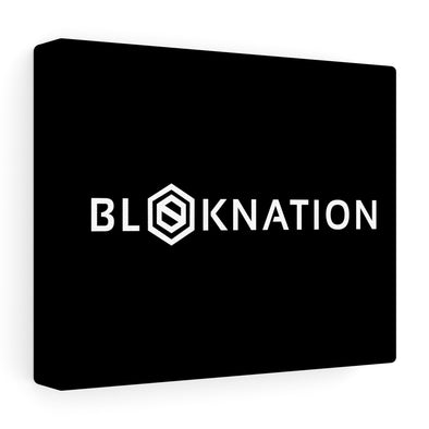 BlokNation Flagship Canvas Print