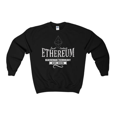 ETH Old School Crewneck Sweatshirt