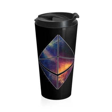 ETH Galaxy Stainless Steel Travel Mug
