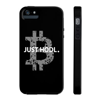 BTC Just HODL Phone Case - All Iphones