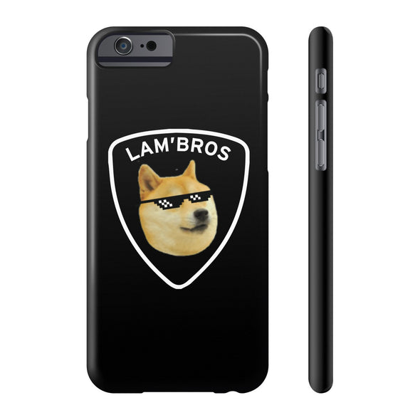 Lam'Bros Phone Case - All Iphones