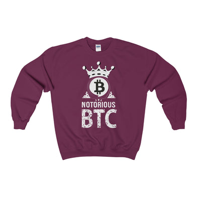 Notorious BTC Crewneck Sweatshirt