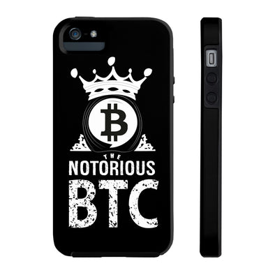 Notorious BTC Phone Case - All Iphones