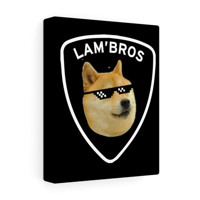 Lam'Bros Canvas Print
