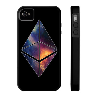 ETH Galaxy Phone Case - All Iphones