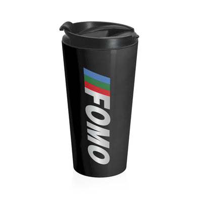 FOMO Stainless Steel Travel Mug