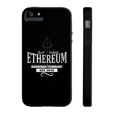 ETH Old School Phone Case - All Iphones