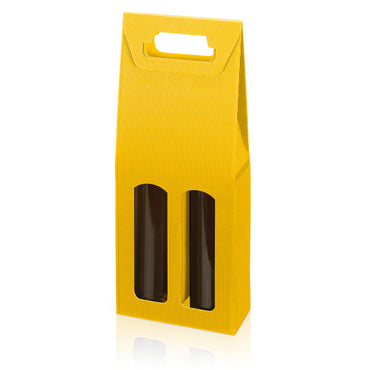 """Modern Yellow"" - 2er Carrying Case"