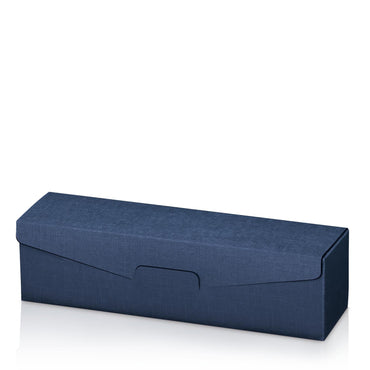 """Seta Blue"" - Structured 1er Gift Box"