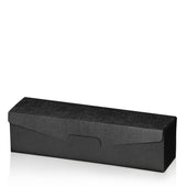 """Seta Black"" - Structured 1er Gift Box"