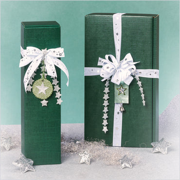 """Seta Green Textured"" - 1er Gift Box"