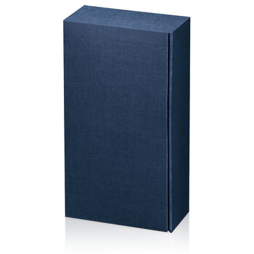 """Seta Blue"" - Structured 2er Gift Box"