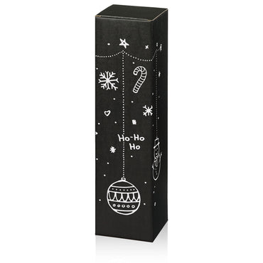 """Christmas Motive Black"" - 1 er Gift Box P110333"