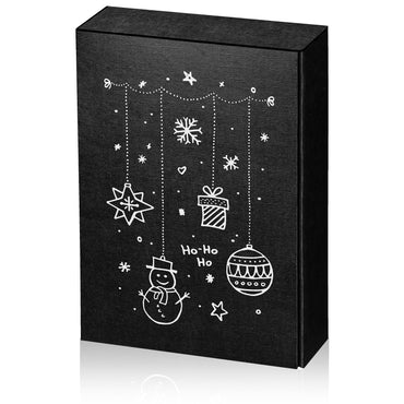 """Seta Black Christmas"" -  3 er Gift Box P130334"