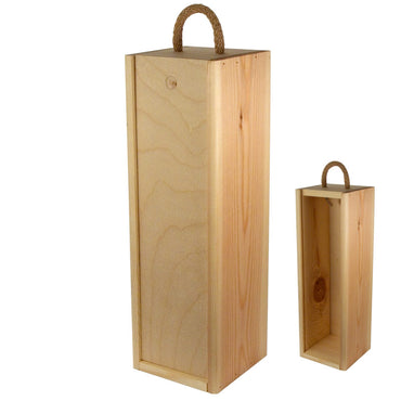 1er Wooden Box (with sliding lid) W 1000