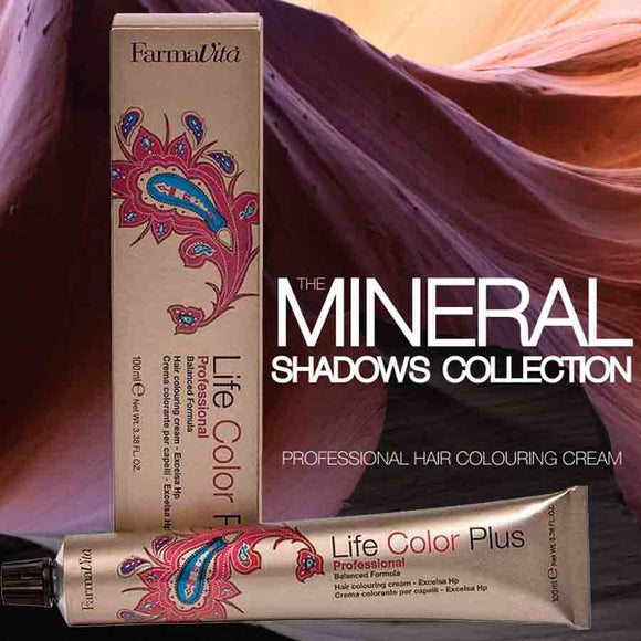 FarmaVita® Life COLOR Plus MINERAL Shadows Collection (100ml)