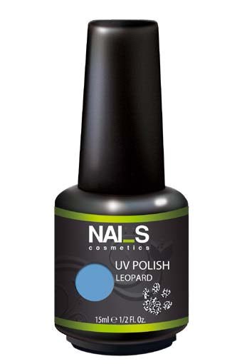 NAI_S® Gel Polish LEOPARD (15ml)