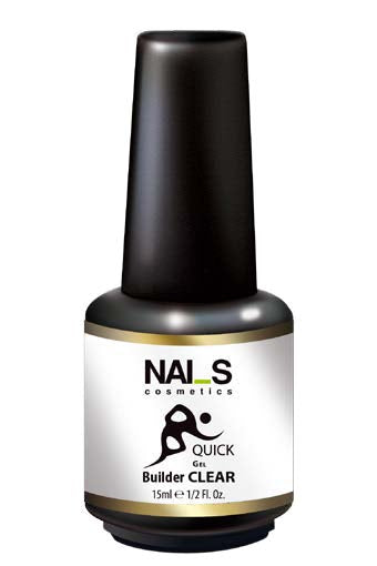 NAI_S® QUICK Gel Builder CLEAR (15ml)