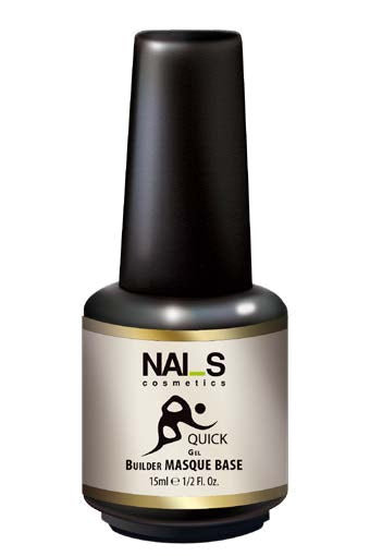 NAI_S® QUICK Gel Builder MASQUE BASE (15ml)