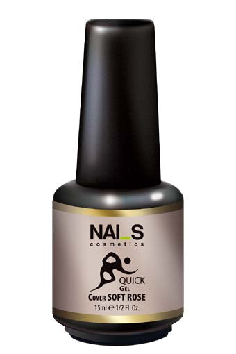 NAI_S® QUICK Gel Cover SOFT ROSE (15ml)