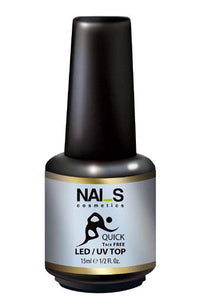 NAI_S® QUICK Gel TOP Coat, Tack Free UV/LED (15ml)