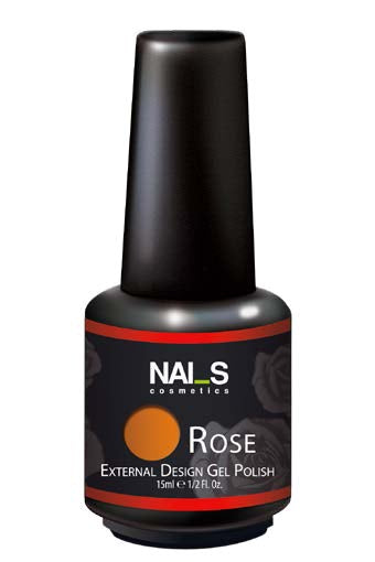 NAI_S® ROSE DESIGN W/C Gel Polish EXTERNAL COLORS (15ml)