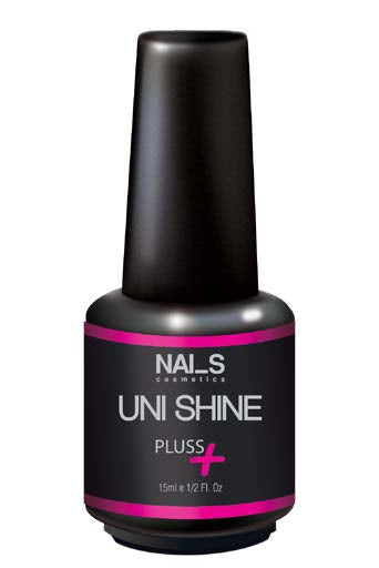 NAI_S UNISHINE Pluss BASE/TOP Coat 2-in-1 UV/LED (15ml)