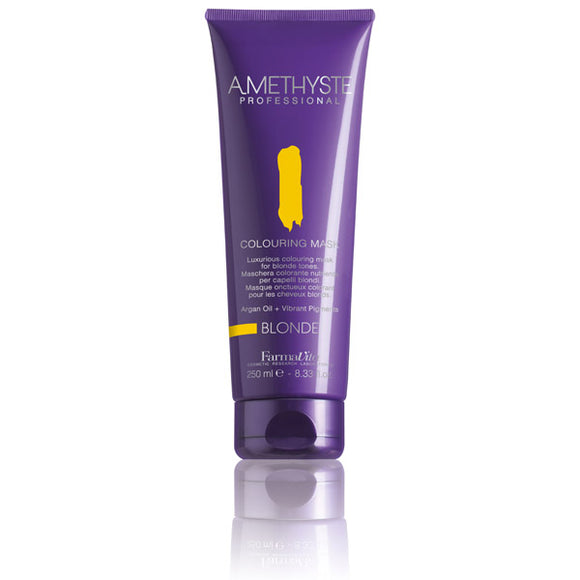 FarmaVita® AMETHYSTE Colouring Mask BLOND (250ml)
