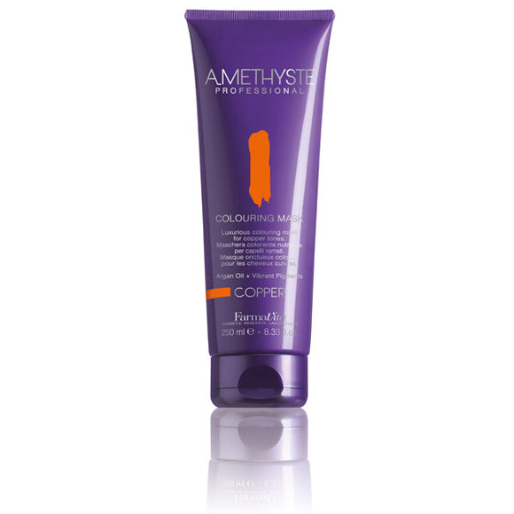 FarmaVita® AMETHYSTE Colouring Mask COPPER (250ml)
