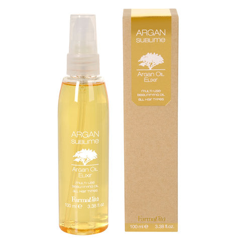 FarmaVita® ARGAN SUBLIME / Argan Oil Elixir - Hair Lotion (100ml)