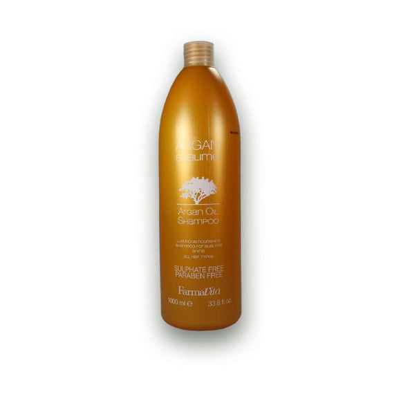 FarmaVita® ARGAN SUBLIME / Argan Oil Shampoo (1000ml)