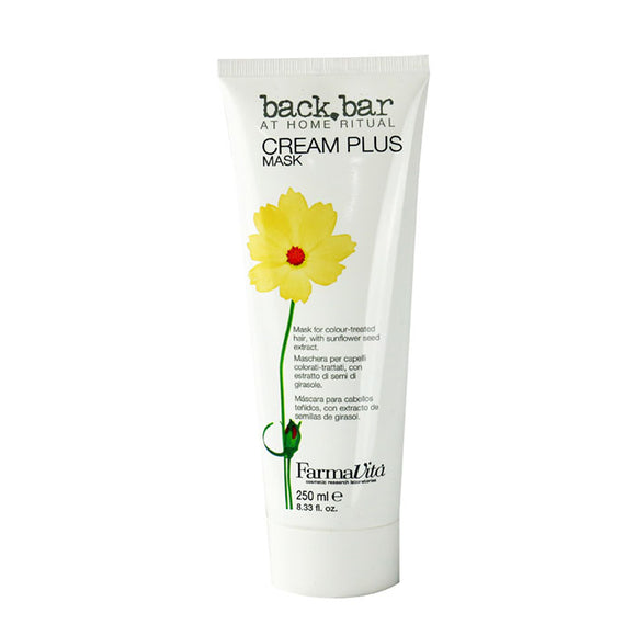 FarmaVita® BACK.BAR CREAM-PLUS Mask (250ml)
