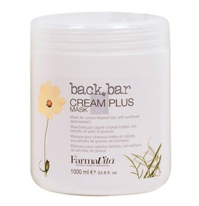 FarmaVita® BACK.BAR CREAM-PLUS Mask (1000ml)