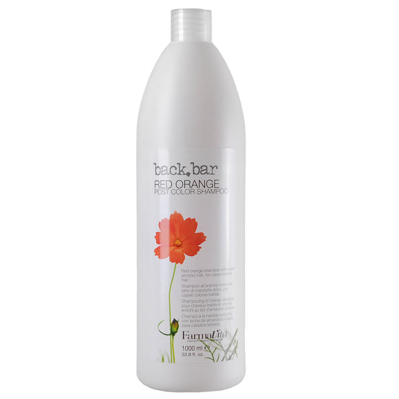 FarmaVita® BACK.BAR Shampoo RED ORANGE 1000ml