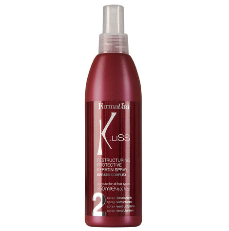 FarmaVita® K.Liss KERATIN N2 Restructuring Spray (250ml)