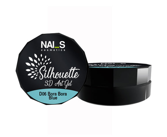 NAI_S® Gel Color SILHOUETTE 3D UV/LED (3ml)
