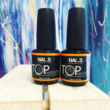 NAI_S Gel TOP Coat MAGNETIC Silver MT2 (15ml)