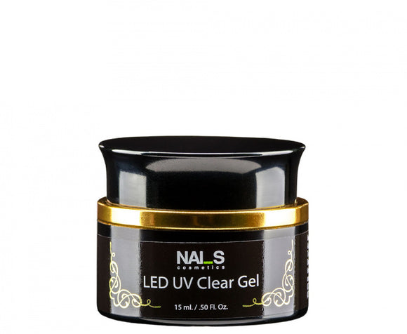 NAI_S GEL Builder CLEAR UV/LED (15ml)