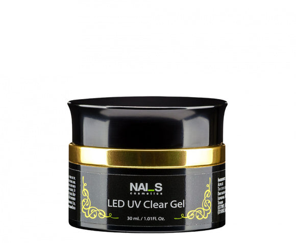 NAI_S GEL Builder CLEAR UV/LED (30ml)
