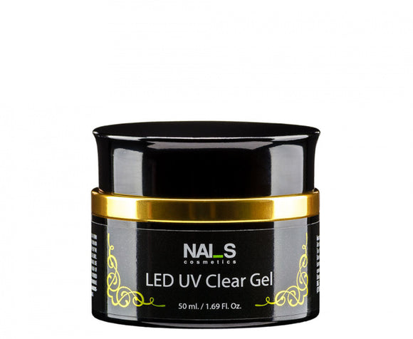 NAI_S GEL Builder CLEAR UV/LED (50ml)