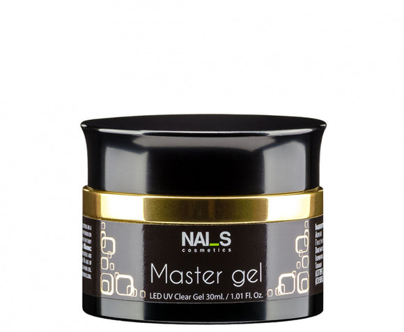NAI_S® GEL Builder MASTER Clear UV/LED (30ml)