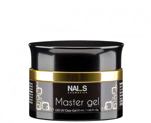 NAI_S® GEL Builder MASTER Clear UV/LED (50ml)