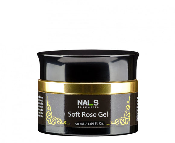 NAI_S® GEL Builder SOFT ROSE UV/LED (50ml)
