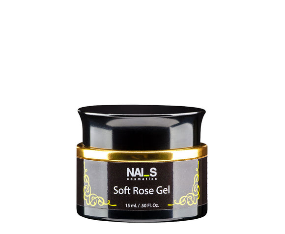 NAI_S® GEL Builder SOFT ROSE UV/LED (15ml)