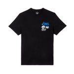 Expert Horror X ASICS GEL KINSEI multi logo T-Shirt. Black