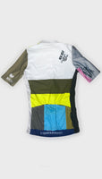 Real Velo X Expert Horror Multi-Colour Race Fit Cycling jersey