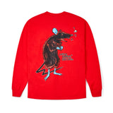 Expert Horror X Danny Sangra 'Year of the Rat' T-Shirt. RED