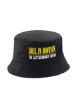 The Last Recorded Sound. Expert Horror & Soul In Motion Bucket Hat.